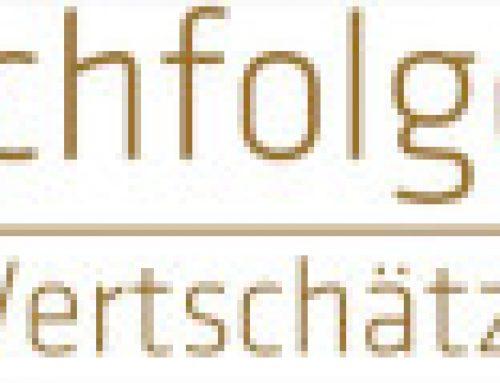 "Frank Sommerer als ""Living Library"" Experte auf dem BWS Nachfolgerforum"